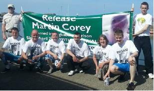 Release Martin Corey
