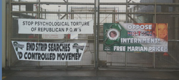 Irish Political Prisoner