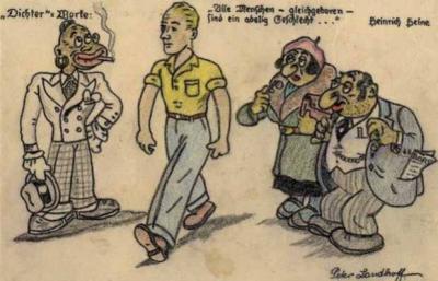 Propaganda Nazista - 1933