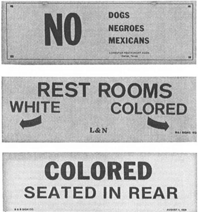 racism in 1930s Racism during the 1930s remained a very real threat to the safety and opportunities of african-americans in the united states decades of repressive policies in the.