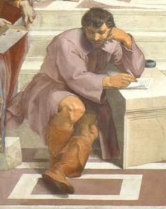 Heraclitus par Michaelangelo