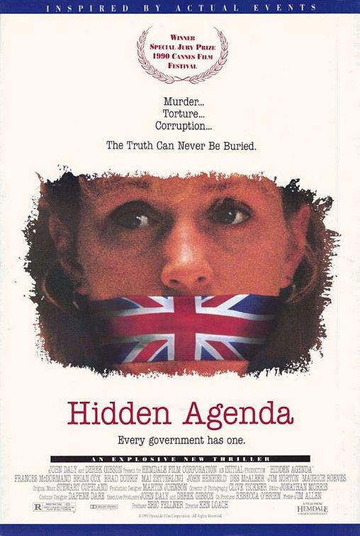 Image result for Jim Allen Hidden Agenda images