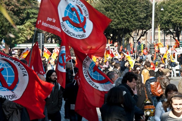 Image result for Communist Party Dei Lavoratori (Pcl, the Communist Party of the workers)   images