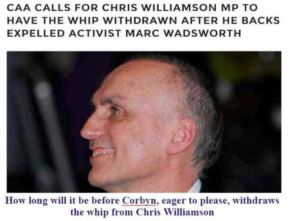 Image result for Marc Wadsworth and Ruth smeeth images