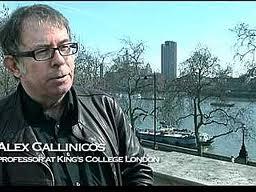 Image result for Alex Callinicos  images