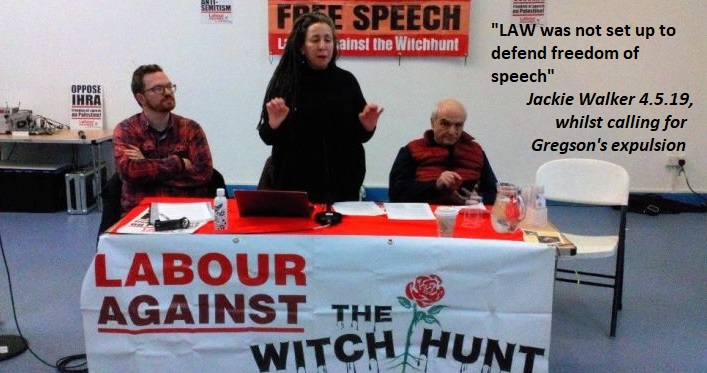Labour Against The Witchhunt Again Farcically Witch Hunts